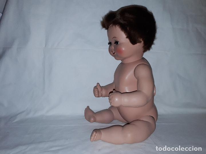 Muñecas Celuloide: Muñeco bebe de celuloide marca Cellba años 40 - completo en su caja - Foto 3 - 156642614