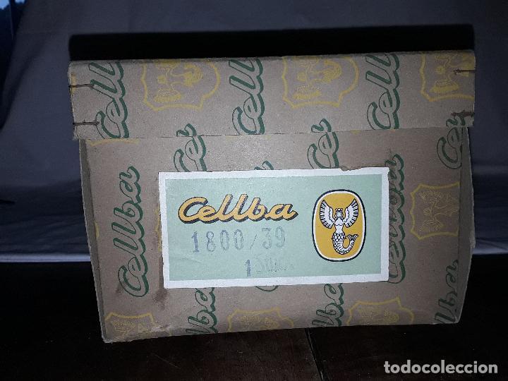 Muñecas Celuloide: Muñeco bebe de celuloide marca Cellba años 40 - completo en su caja - Foto 6 - 156642614