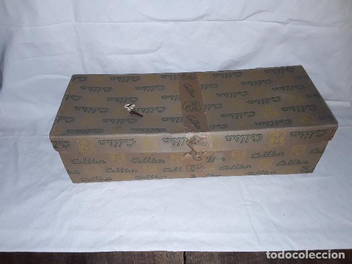 Muñecas Celuloide: Muñeco bebe de celuloide marca Cellba años 40 - completo en su caja - Foto 8 - 156642614