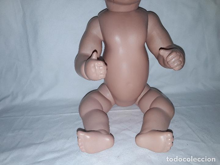 Muñecas Celuloide: Muñeco bebe de celuloide marca Cellba años 40 - completo en su caja - Foto 9 - 156642614