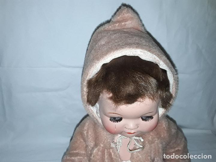 Muñecas Celuloide: Muñeco bebe de celuloide marca Cellba años 40 - completo en su caja - Foto 10 - 156642614