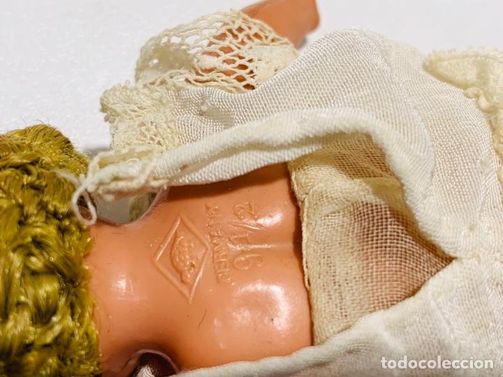 Muñecas Celuloide: MUÑEQUITA DE CELULOIDE MARCA TORTUGA - Foto 4 - 158648696