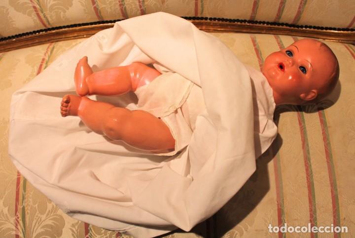 Muñecas Celuloide: ANTIGUO MUÑECO DE CELULOIDE MARCADO TORTUGA 50,SCHILDKRÓT--DOLL POUPÉE - Foto 5 - 159280938