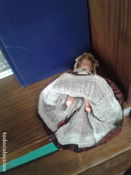 Zelluloid-Puppen: Muñeca pequeña francesa de celuloide años 50. - Foto 5 - 160670578