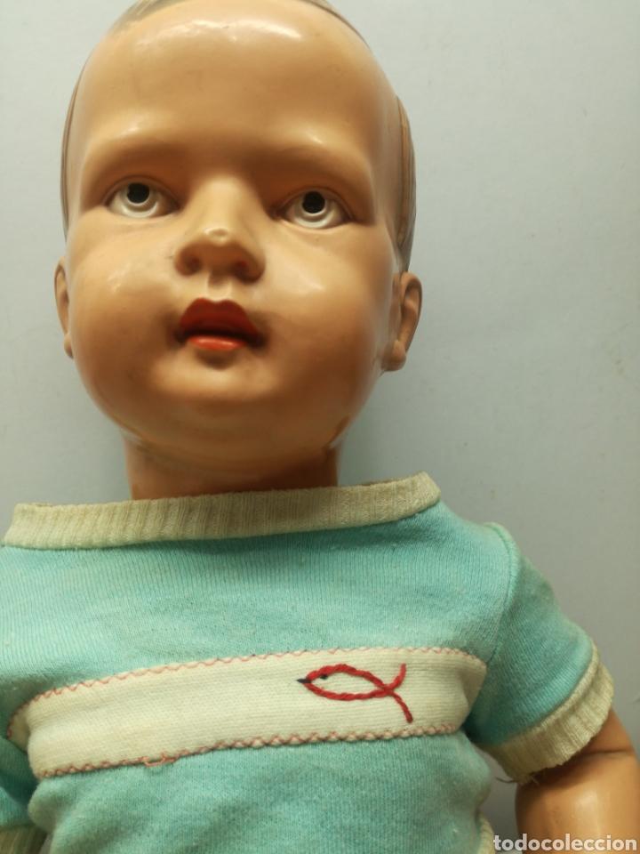 Muñecas Celuloide: Muñeco de celuloide la Tortuga -Germany - Foto 2 - 160995284
