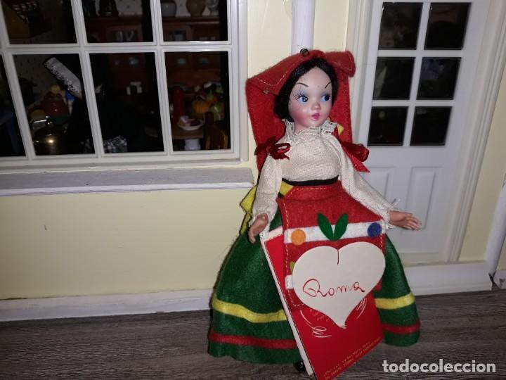 Muñecas Celuloide: Preciosa Muñeca Lenci autentica, con su certificado de autenticidad - Foto 2 - 164588970