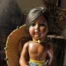 Muñecas Celuloide: MUÑECA TORTULON. CELULOIDE. ALEMANIA. AÑOS 40. Lote 164720986