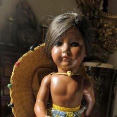 Bonecas Celuloide: MUÑECA TORTULON. CELULOIDE. ALEMANIA. AÑOS 40. Lote 164720986