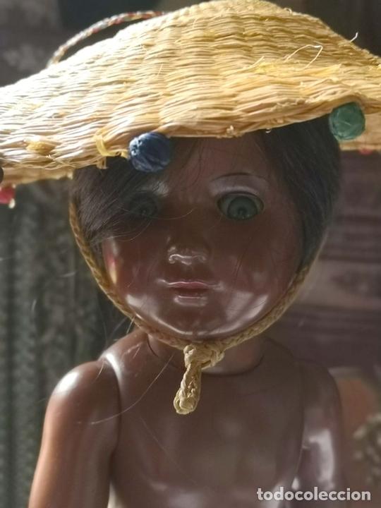 Muñecas Celuloide: MUÑECA TORTULON. CELULOIDE. ALEMANIA. AÑOS 40 - Foto 4 - 164720986