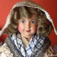 Bonecas Celuloide: MUÑECA FRANCESA DE CELULOIDE. Lote 164848958