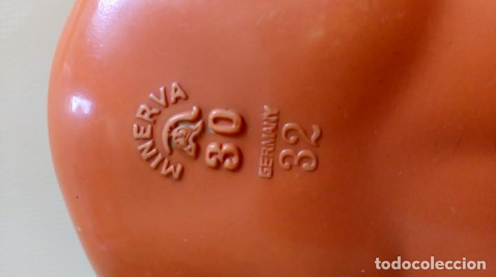 Muñecas Celuloide: Cabeza, brazo y tronco de muñeco antiguo celuloide alemán - Foto 10 - 167482768