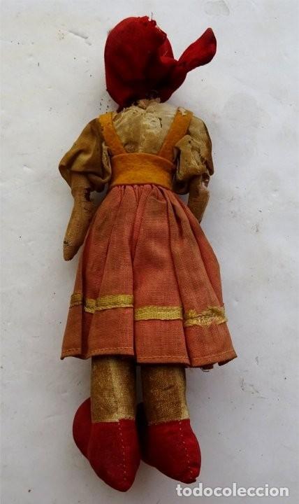 Muñecas Celuloide: MUÑECA MUY ANTIGUA DE CELULOIDE - Foto 2 - 168794276