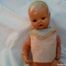 Bonecas Celuloide: MUÑECO MUY ANTIGUO. Lote 171472773