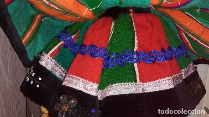 Muñecas Celuloide: Preciosa Muñeca Antigua de Polonia ,con la etiqueta clavada en la ropa . - Foto 4 - 171759978