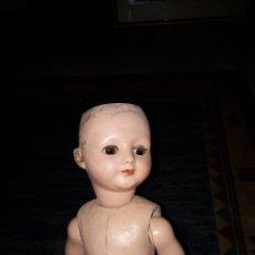 Bonecas Celuloide: MUÑECA JOSEPH PI ANTIGUA 1924 DE CARTON PIEDRA. Lote 172316090
