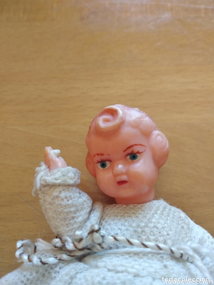 Muñecas Celuloide: muñeca de celuloide. articulada - Foto 2 - 173385275