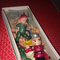Bonecas Celuloide: LOTE 11 MUÑECOS ANTIGUOS - MADE IN JAPAN - AÑOS 30/40 - VER IMÁGENES. Lote 182065600