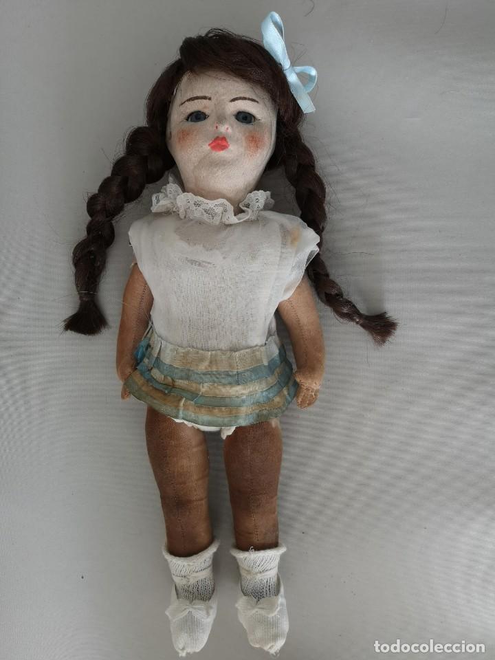 Muñecas Celuloide: LOTE DE MUÑECAS EXTRANJERAS ANTIGUAS - Foto 10 - 185786978