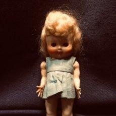 Bonecas Celuloide: MUÑECA INGLESA CELULOIDE PEDIGREE MADE IN ENGLAND 18X6CMS. Lote 192839817