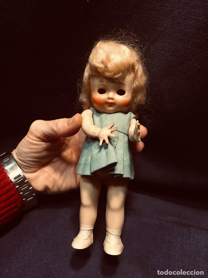 Muñecas Celuloide: muñeca inglesa celuloide pedigree made in england 18x6cms - Foto 3 - 192839817
