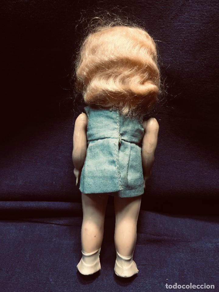 Muñecas Celuloide: muñeca inglesa celuloide pedigree made in england 18x6cms - Foto 5 - 192839817