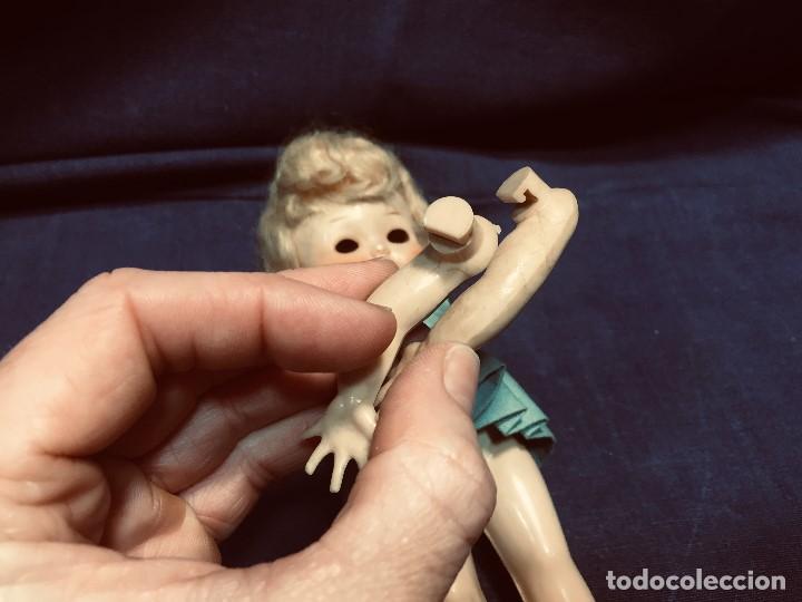 Muñecas Celuloide: muñeca inglesa celuloide pedigree made in england 18x6cms - Foto 8 - 192839817