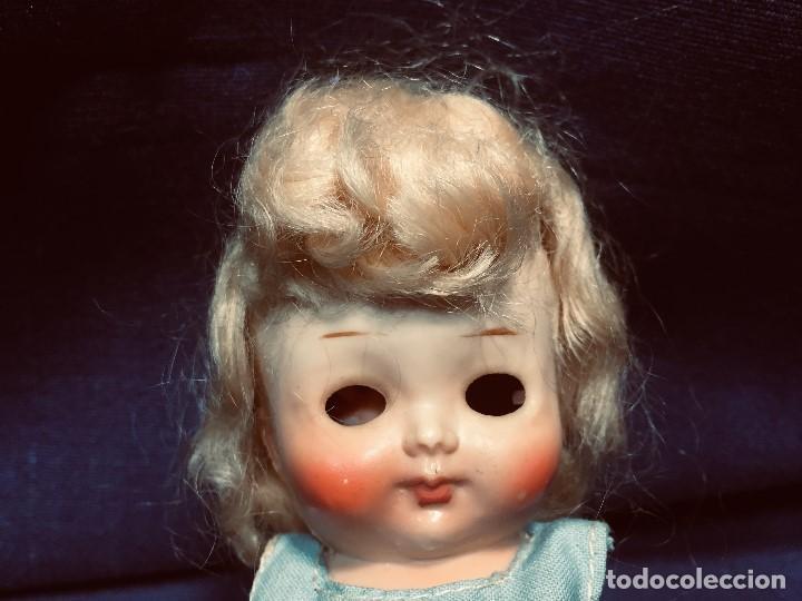 Muñecas Celuloide: muñeca inglesa celuloide pedigree made in england 18x6cms - Foto 17 - 192839817