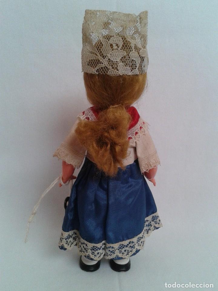 Muñecas Celuloide: Antigua muñeca de celuloide a cuerda - Foto 4 - 194144630