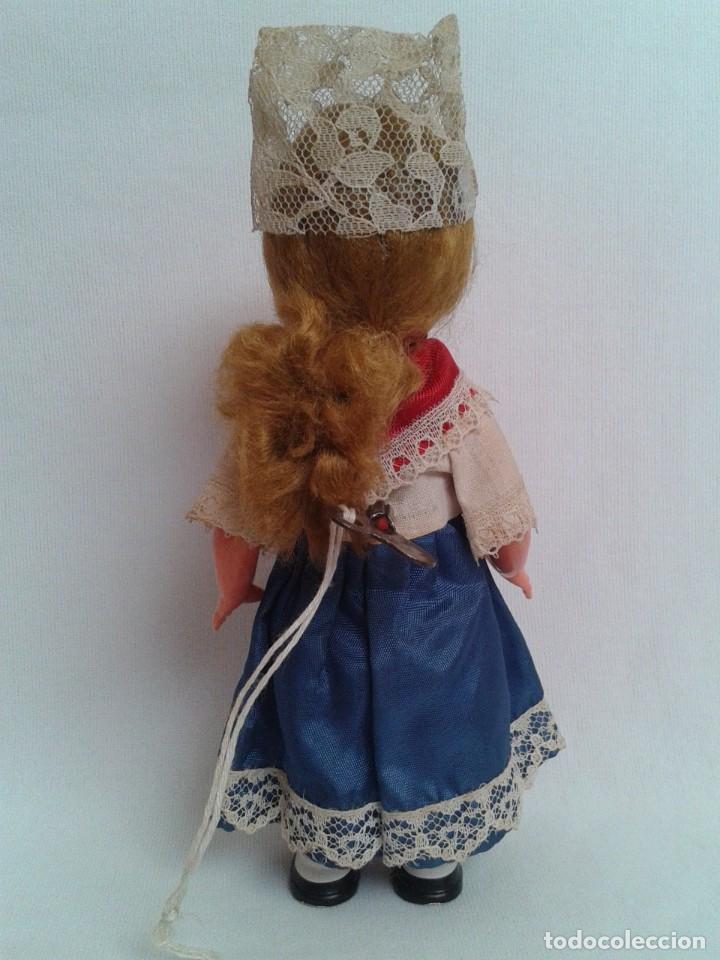 Muñecas Celuloide: Antigua muñeca de celuloide a cuerda - Foto 6 - 194144630