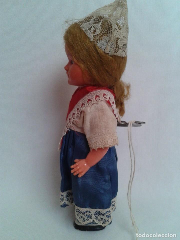 Muñecas Celuloide: Antigua muñeca de celuloide a cuerda - Foto 7 - 194144630