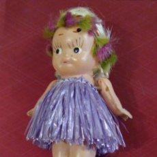 Muñecas Celuloide: MUÑECA KEWPIE HAWAIANA.. Lote 194387685
