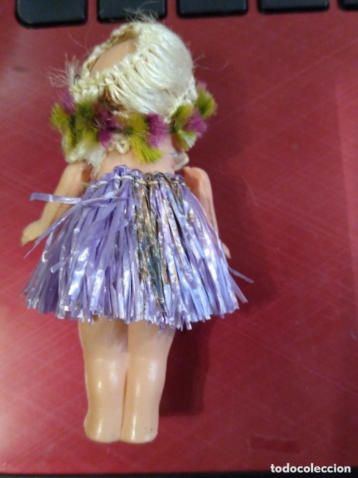 Muñecas Celuloide: Muñeca Kewpie hawaiana. - Foto 2 - 194387685
