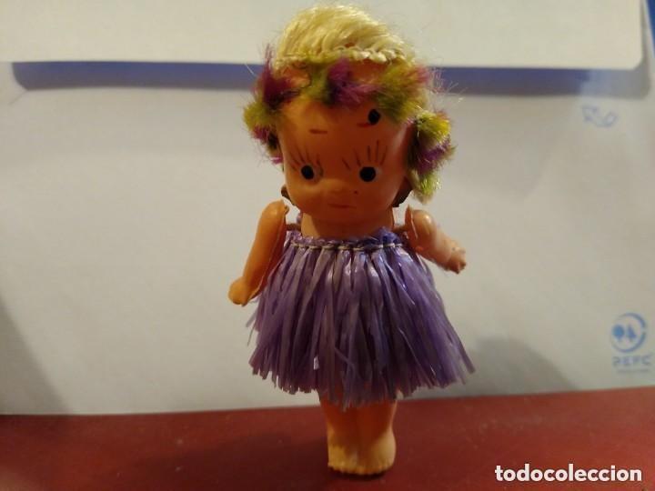 Muñecas Celuloide: Muñeca Kewpie hawaiana. - Foto 4 - 194387685