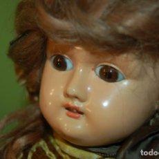 Muñecas Celuloide: MUÑECA ALEMANA TORTUGA. Lote 197456335