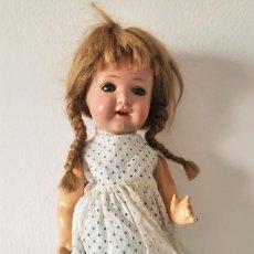 Muñecas Celuloide: MUÑECA SCHUTZ MARKE. CELULOIDE Y COMPOSICIÓN. ALEMANIA. AÑOS 40. Lote 205800468