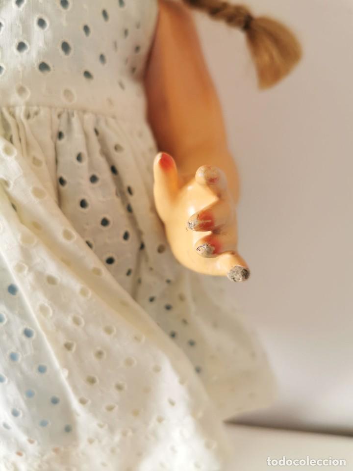 Muñecas Celuloide: MUÑECA SCHUTZ MARKE. CELULOIDE Y COMPOSICIÓN. ALEMANIA. AÑOS 40 - Foto 4 - 205800468