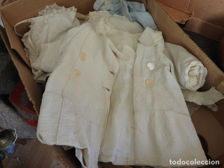 Muñecas Celuloide: BEBE ANTIGUO DORMILON CABEZA DE CELULOIDE Y CUERPO DE TRAPO - Foto 10 - 208185311