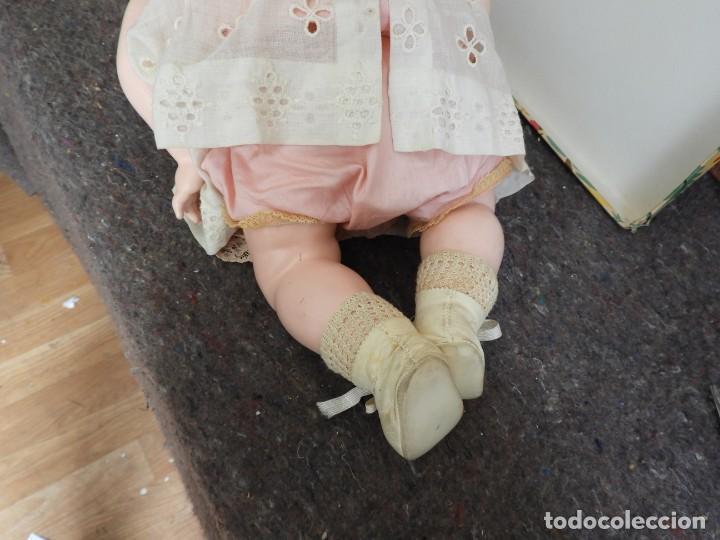 Muñecas Celuloide: FANTASTICA MUÑECA ANTIGUA ALEMANA MARCADA GERMANY EN LA NUCA - Foto 8 - 209182883