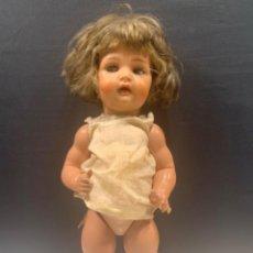 Bonecas Celuloide: MUÑECA K & R KAMMER Y REINHARDT DE CELULOIDE MED.: 37 CMS. (G). Lote 210564191