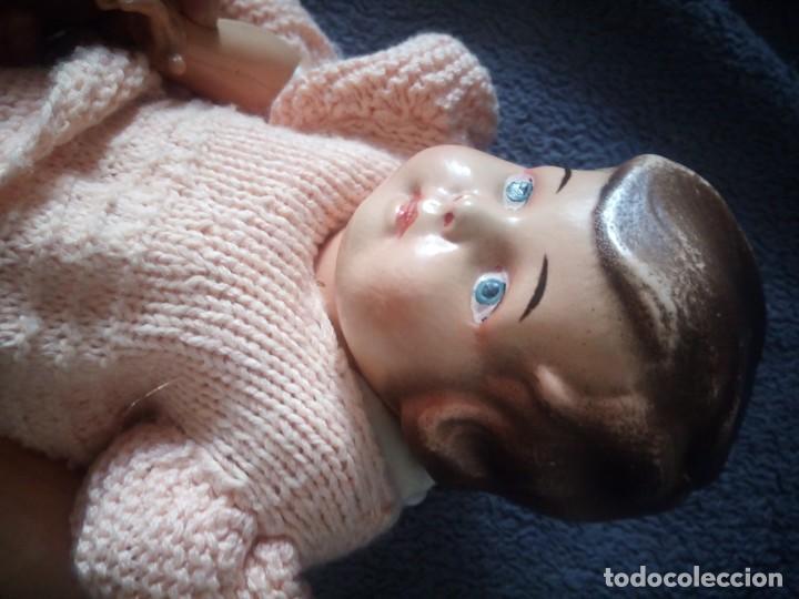 Muñecas Celuloide: MUÑECA bebe MARCA BRUNO SCHMIDT SCHUTZ MARKE , 36 GERMANY,celuloide - Foto 11 - 211701764