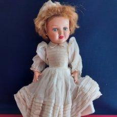 Muñecas Celuloide: ANTIGUA MUÑECA TERESIN DE CELOLOIDE. Lote 211771800