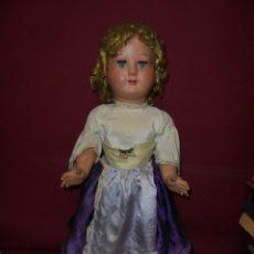 Muñecas Celuloide: MAGNIFICA MUÑECA DE CELULOIDE ANTIGUA FRANCESA,DE LA MARCA SDGD. Lote 212810923