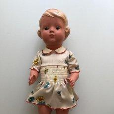 Muñecas Celuloide: MUÑECA ALEMANA MARCA TORTUGA Nº41. Lote 213104236