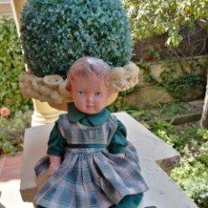 Muñecas Celuloide: MUÑECA ALEMANA TORTUGA. Lote 213144750