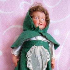 Muñecas Celuloide: ANTIGUA MUÑECA DE CELULOIDE MARCADA FRANCE 210,OLD DOLL POUPEE,PUPPE. Lote 213619918