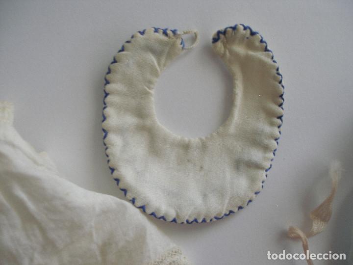Muñecas Celuloide: Antiguo muñeco bebé celuloide fino cáscara de huevo ropa original Deposé Francia años 20 - Foto 21 - 217536478