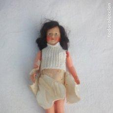 Muñecas Celuloide: MUÑECA CELULOIDE EN LA ESPALDA FRANCE 175. Lote 222929661