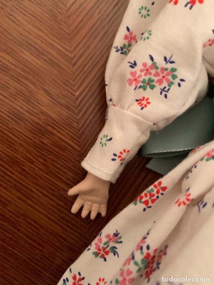 Muñecas Celuloide: Muñeca Kammer & Reinhardt, cuerpo de piel de cabritilla. 30 cms. Ojos durmientes. Años 1920. - Foto 11 - 224533570