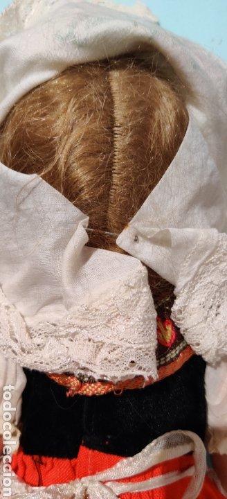 Muñecas Celuloide: Muñeca alemana Minerva 32 cm - Foto 6 - 232870460