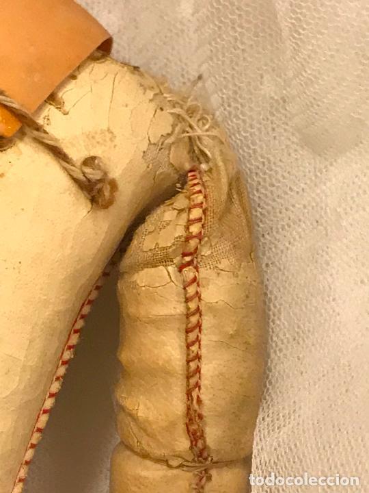 Muñecas Celuloide: MUÑECA DE CELULOIDE Y CABRITILLA - Foto 10 - 236857230